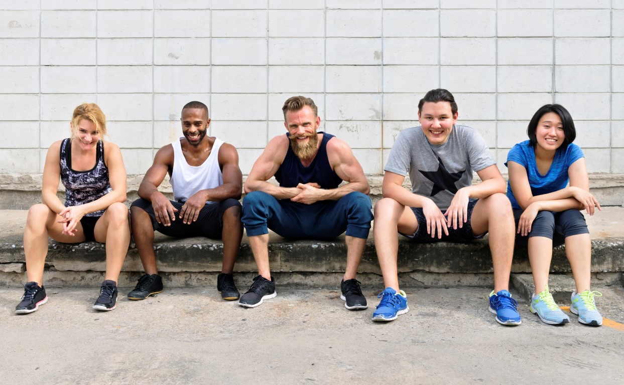 Sportoló típusok – te melyik csoportba tartozol?